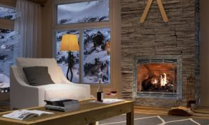 Can a Fireplace Heat my Whole House?