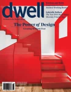 Dwell Magazine Cover
