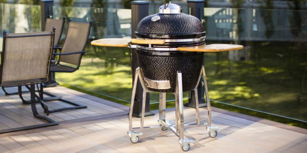 Barbecues au charbon